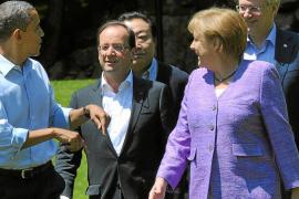 Alemania suaviza su posición sobre los estímulos económicos durante el G8