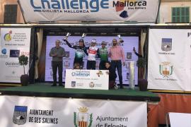 Matteo Moschetti se impone en el Trofeo Ses Salines-Felanitx de la Challenge