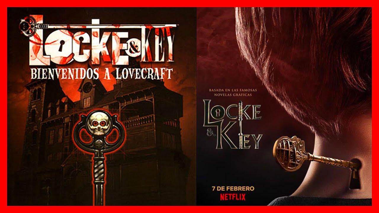 Llega la impactante Locke & Key y otros cómics que podrían convertirse en serie
