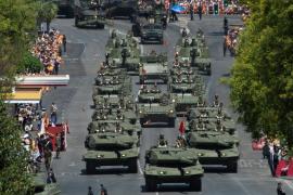 El Pacte de Cort vota en contra de una propuesta de Vox para que Palma sea la sede del Día de las Fuerzas Armadas