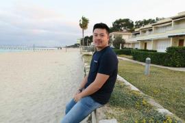 Fa fang Dong Hu, futuro regidor de Son Servera: «Cuanta mayor diversidad cultural, más se enriquece el municipio»