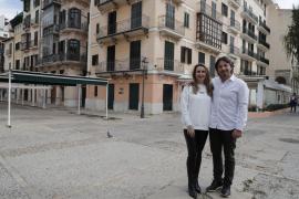 Toni Gil, copropietario del 'Caballito de Mar': «Traspasaremos el restaurante, pero no venderemos el edificio»