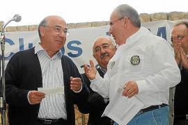 Los clubes rotarios de Mallorca rinden homenaje a Lluc como símbolo de identidad