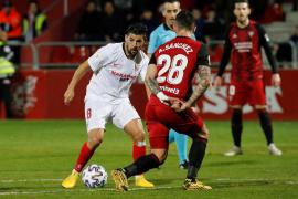 El Mirandés sigue sorprendiendo y elimina al Sevilla en Copa del Rey