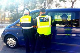 Calvià pone 29 multas en seis días a vehículos sin ITV o permiso de circulación