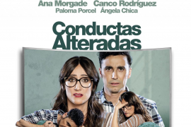 Ana Morgade y Canco Rodríguez llegan al Auditórium de Palma con 'Conductas alteradas'