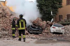 Al menos seis fallecidos y 50 heridos en un terremoto en Italia