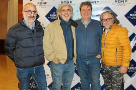 Conferencia de Koldo Royo en el Real Club Náutico de Palma
