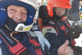 El automovilismo balear llora la pérdida de Miguel Ángel Francés