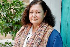 Mae de la Concha, secretaria general de Podemos: «Necesitaría un motivo muy fuerte para abandonar»