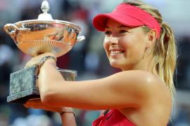 Maria Sharapova revalida su título en Roma ante Na Li