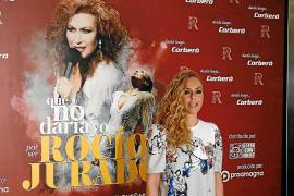 El espectáculo sobre la vida y la obra de Rocío Jurado recalará en Palma