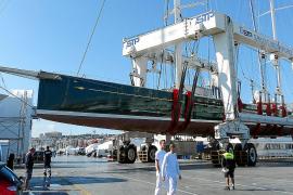 La reparación de buques en el puerto de Palma registró en 2019 un récord de facturación