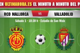 Así hemos vivido el Real Mallorca-Valladolid