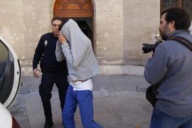 El pirómano de la antigua prisión de Palma: «Le pegaré fuego a la cárcel y a las ratas que hay dentro»