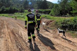 Unidad canina de los bomberos