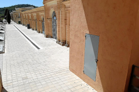 Manacor cierra la polémica de los restos sin sepultar y los trasladará al osario municipal
