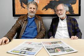La tira 'Vuits i nous', 30 años «espoleando conciencias»