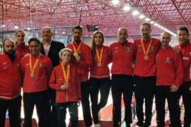 Baleares colecciona éxitos en el Campeonato de España de taekwondo