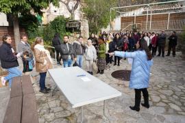Concurrido casting para 'La Caza' en Valldemossa