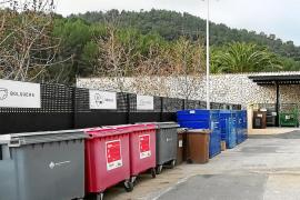 Solo 7 de las 60 'deixalleries' que hay en la Part Forana tienen autorización ambiental