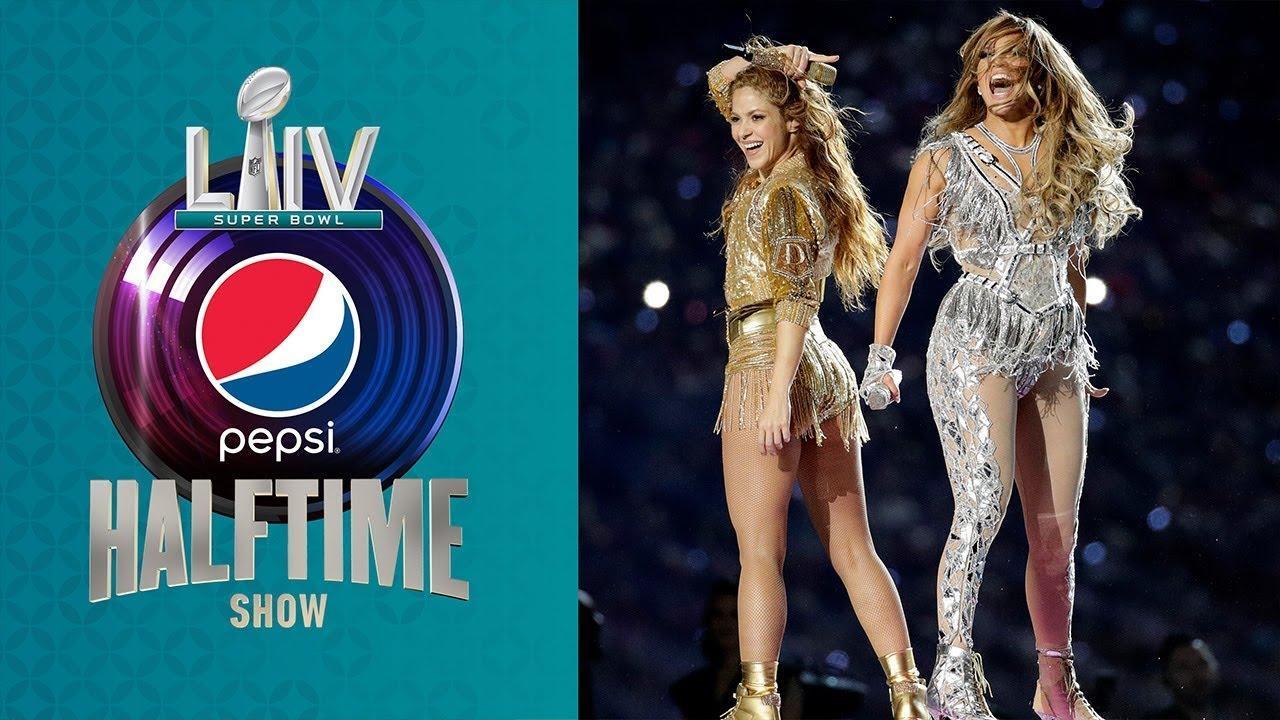 Shakira y Jennifer Lopez hacen bailar al mundo en el descanso de la Super Bowl más latina