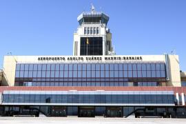 Cierra el aeropuerto de Barajas por el aviso de vuelo de drones