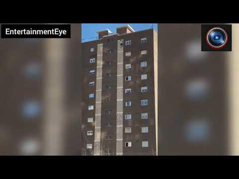 Un 'instagramer' británico escala 14 plantas en Benidorm para hacerse un selfie