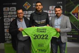 Tomaz: «Mi sueño es ganar un título con el Palma Futsal»