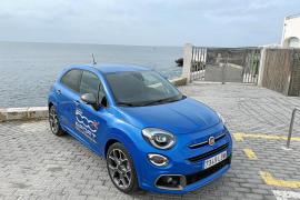 Fiat 500X Sport, con vocación deportiva