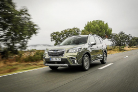 El Subaru Forester ECO HYBRID, premio 'Best in Class 2019'