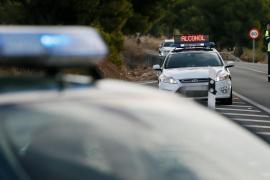 Un policía fuera de servicio 'caza' en Palma a una conductora que quintuplicaba la tasa de alcohol