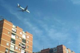 El comandante del avión de Air Canada: «Les pedimos calma»