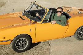 El Seat 850 Sport, un deportivo diferente