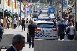 Cort invierte casi 25.000 euros en la videovigilancia de la Playa de Palma