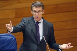 Feijóo rechaza la propuesta de Arrimadas de concurrir juntos a las elecciones gallegas