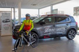 La ciclista mallorquina Mavi García abre la temporada en Valencia