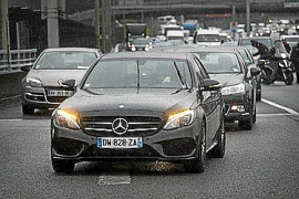 La Audiencia Nacional da la razón a Fomento y a los taxistas frente a las VTC