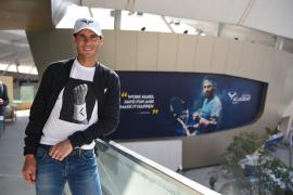 Nadal, Federer y Bill Gates compartirán pista en Ciudad del Cabo