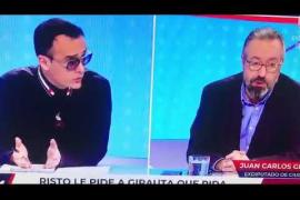 Risto Mejide expulsa a Juan Carlos Girauta de 'Todo es mentira'