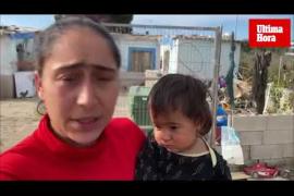 La familia Santiago Flores pide una casa al IBAVI
