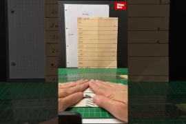Videotutorial para hacer mascarillas caseras con bolsas de la compra