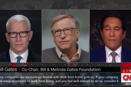 Bill Gates asegura que el virus «volverá en grandes cantidades en octubre»