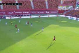 Gol de Alejandro Pozo