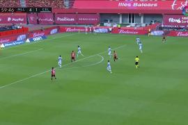 Gol de Salva Sevilla