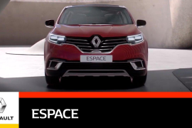 Nuevo Renault Espace