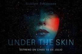 Tráiler de la película 'Under the skin'
