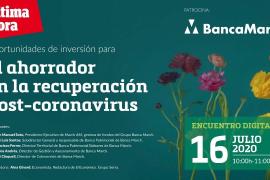 Oportunidades de inversión para el ahorrador en la recuperación post-coronavirus