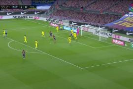 Resumen del Barcelona-Villarreal