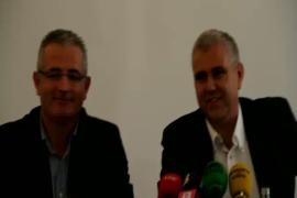 Anuncio de la fusión de Lliga Regionalista y Convergència per les Illes